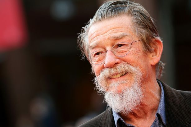 New Year Honours: John Hurt receives a knighthood