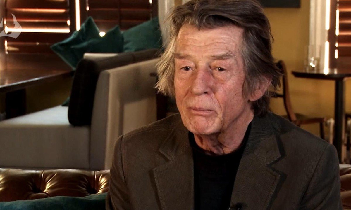 John Hurt on Shakespeare
