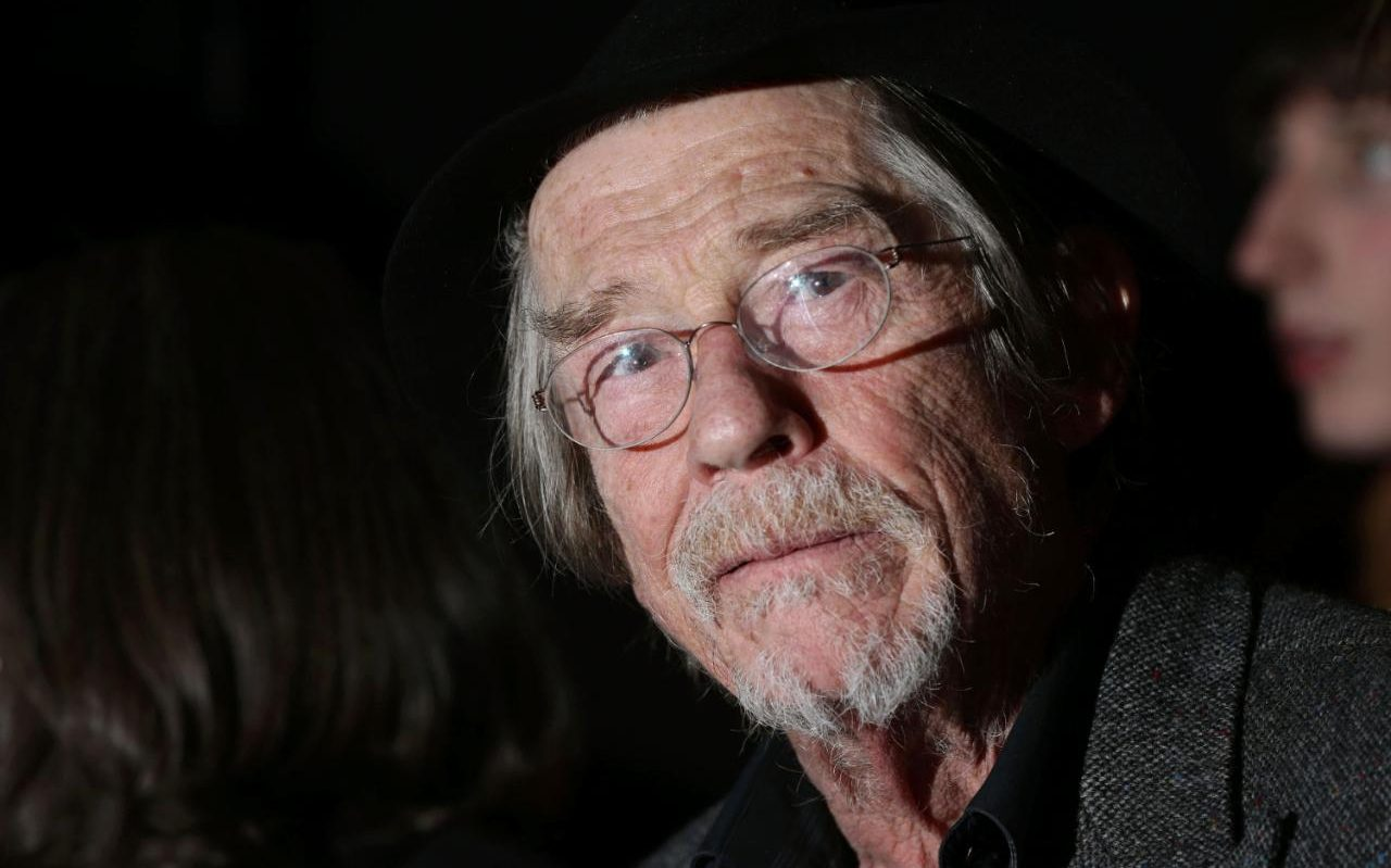 John Hurt returns to London stage
